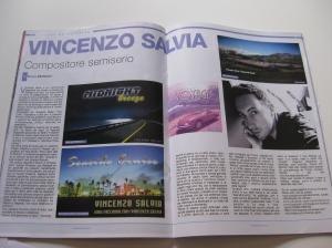 Articolo ''Il Lucano'' - Vincenzo Salvia
