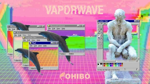 vaporwave ohibò